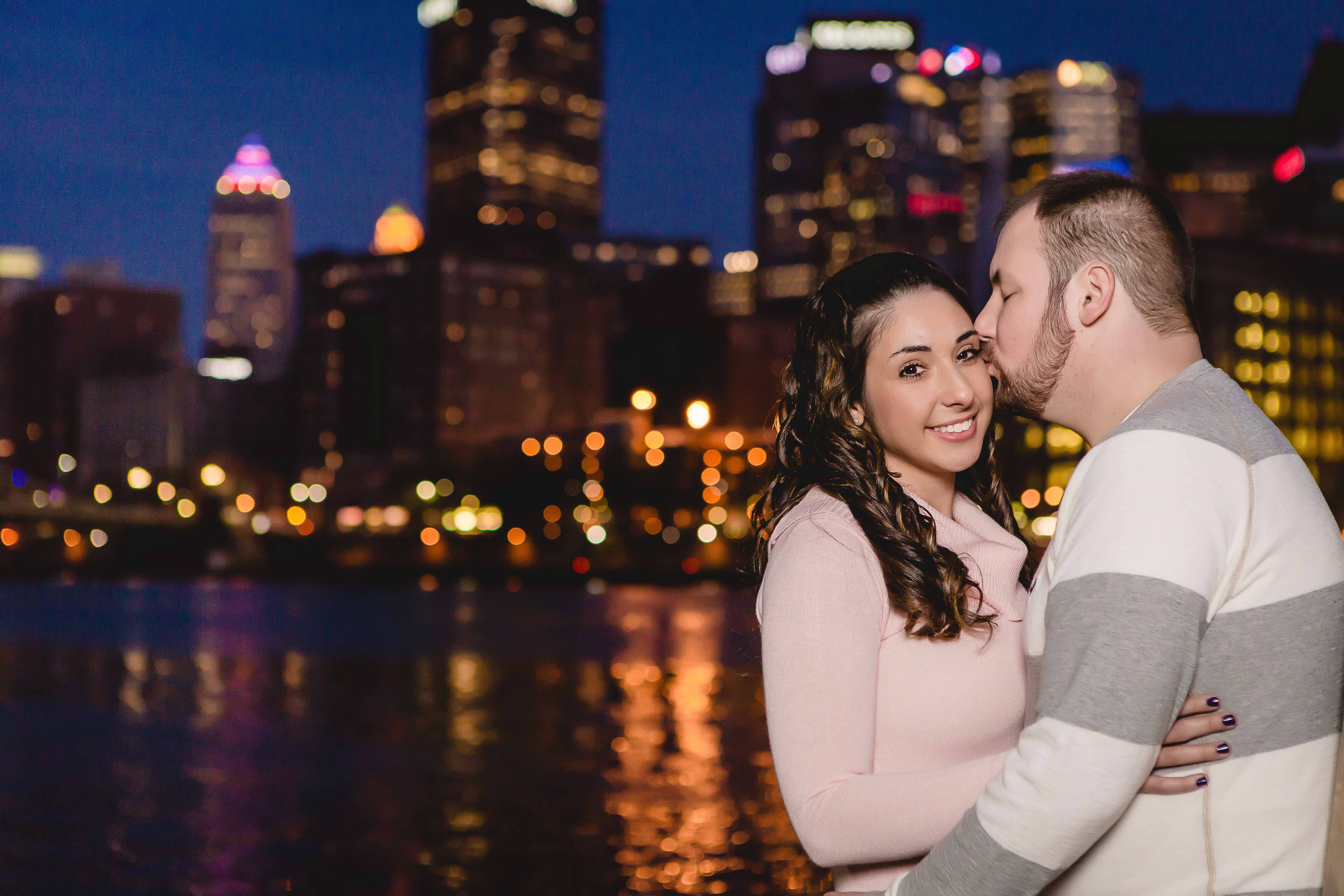 Alex & TJ | Pittsburgh Engagement Photography