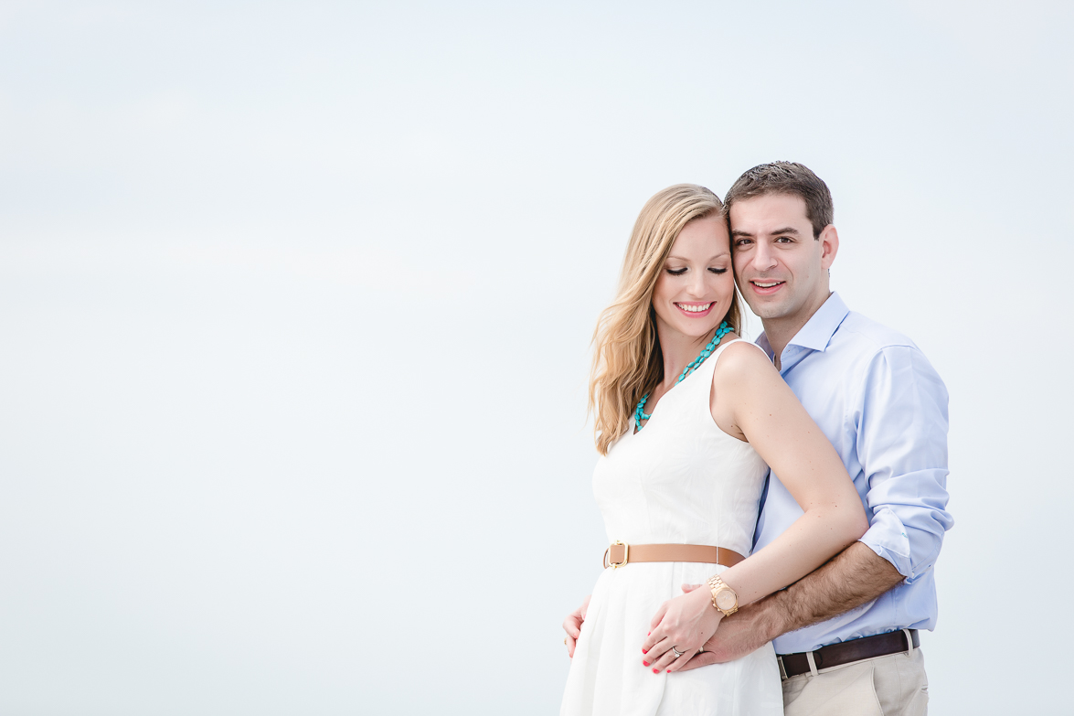 Miami Beach Portrait Session | Laura & Michael
