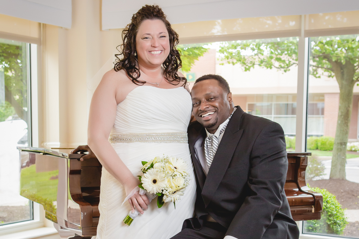 Hilton Garden Inn Southpointe Wedding | Amy & Ed