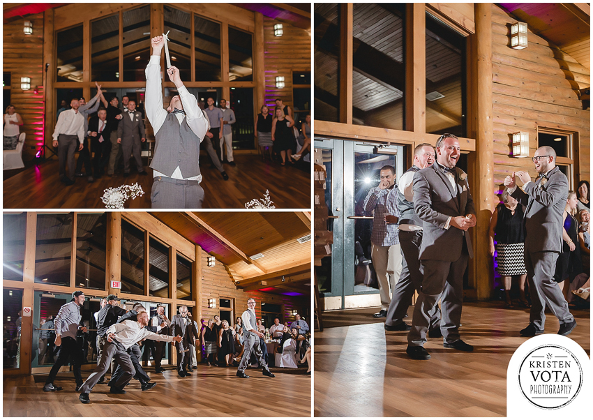 Mayernik Center Wedding Lauren Lj Kristen Vota Photography