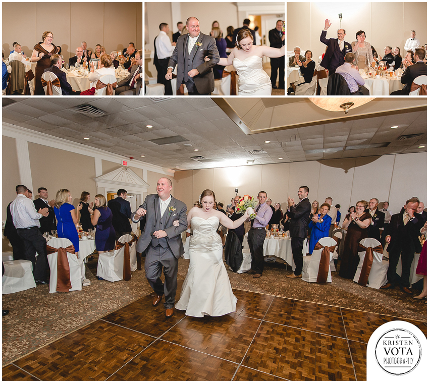 Pittsburgh Airport Marriott Coraopolis Wedding Venue
