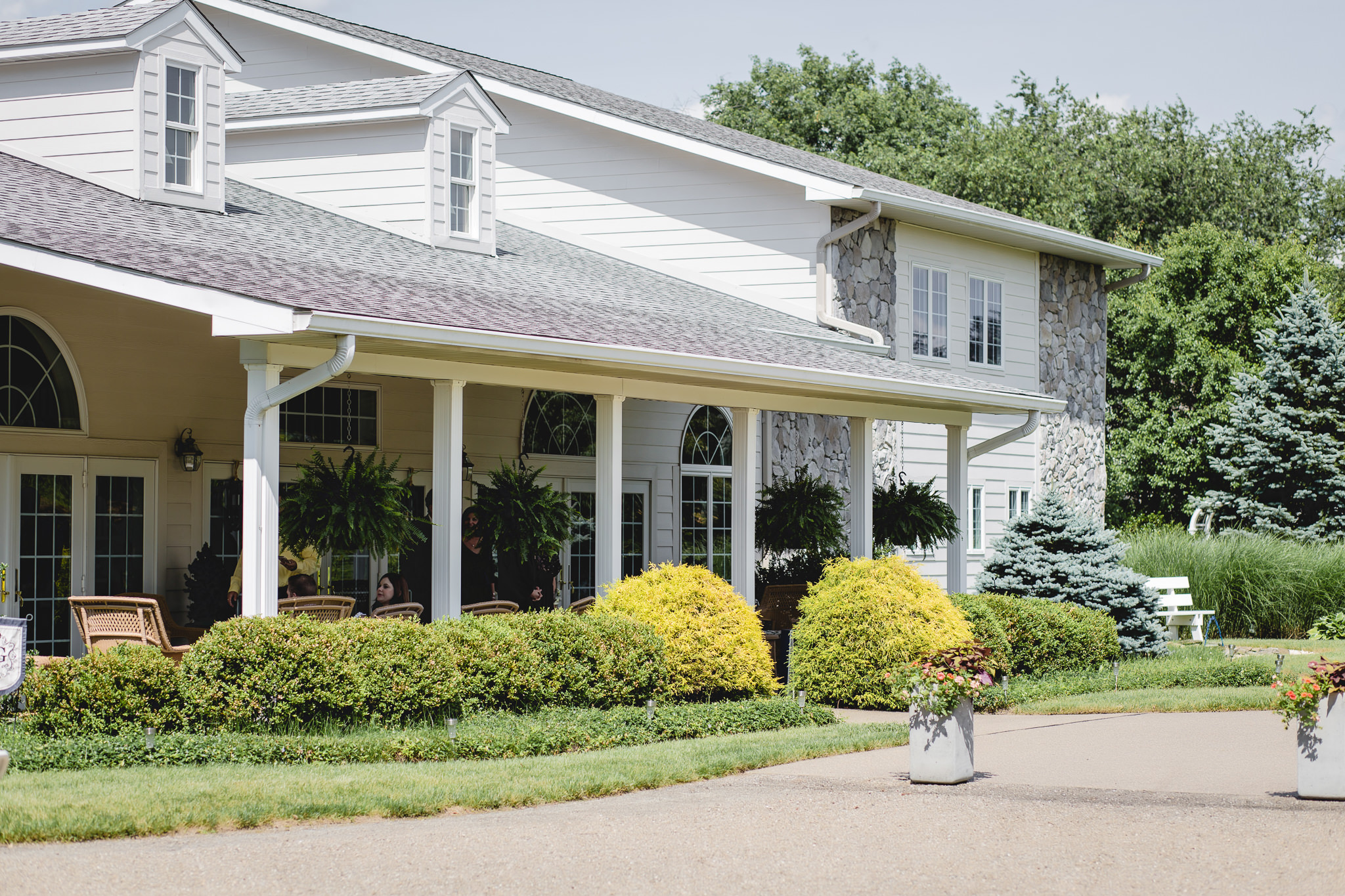 Greystone Fields wedding venue in Gibsonia, PA