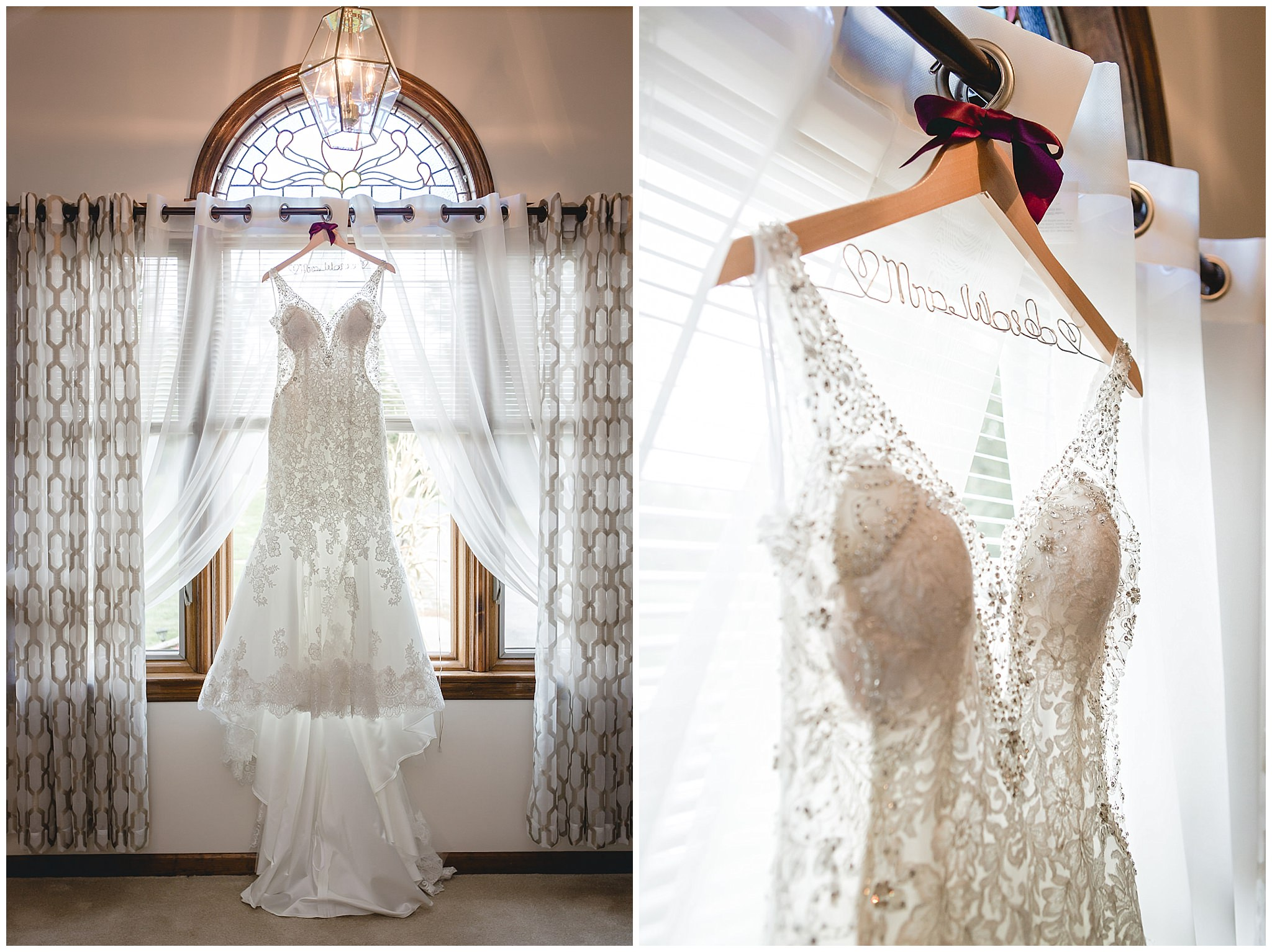 Wedding dress by Allure Bridals from Bridal Beginning