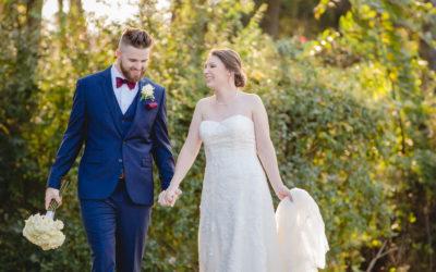 Wedding at the Chadwick | Courtney & Rob
